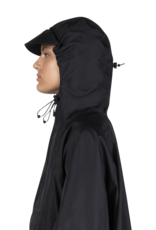 Maium Poncho - Zwart