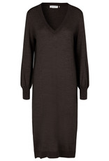 Rosemunde wollen jurk 'Lille' - Oak
