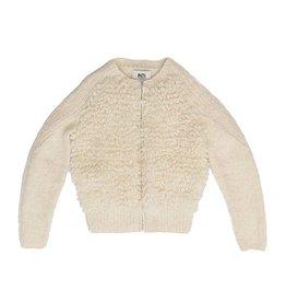 Inti Knitwear vest 'Jackson' alpaca - Camello