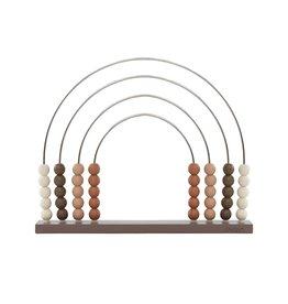 OYOY abacus  'Rainbow' - wood