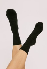 Organic Basics Organic Cotton Rib Socks - 2 Pack