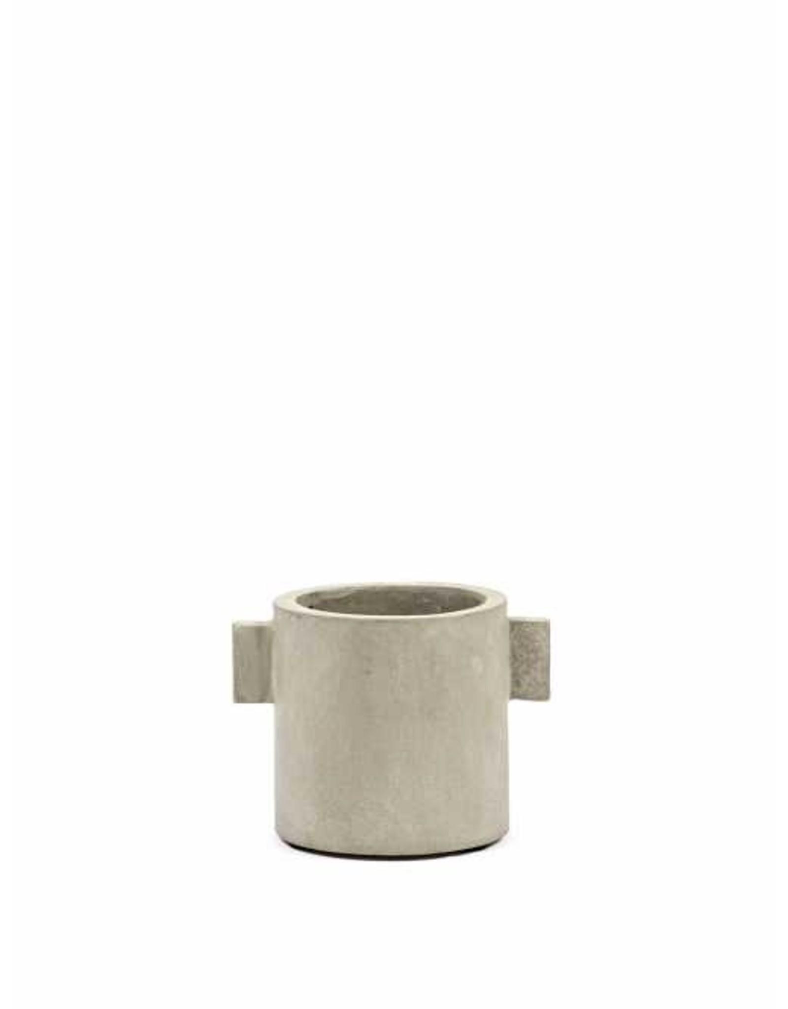 Serax Pot' Concrete' -  13 x 13 cm