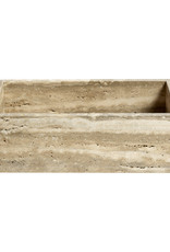 TineK Home travertine box 30 x 50 cm