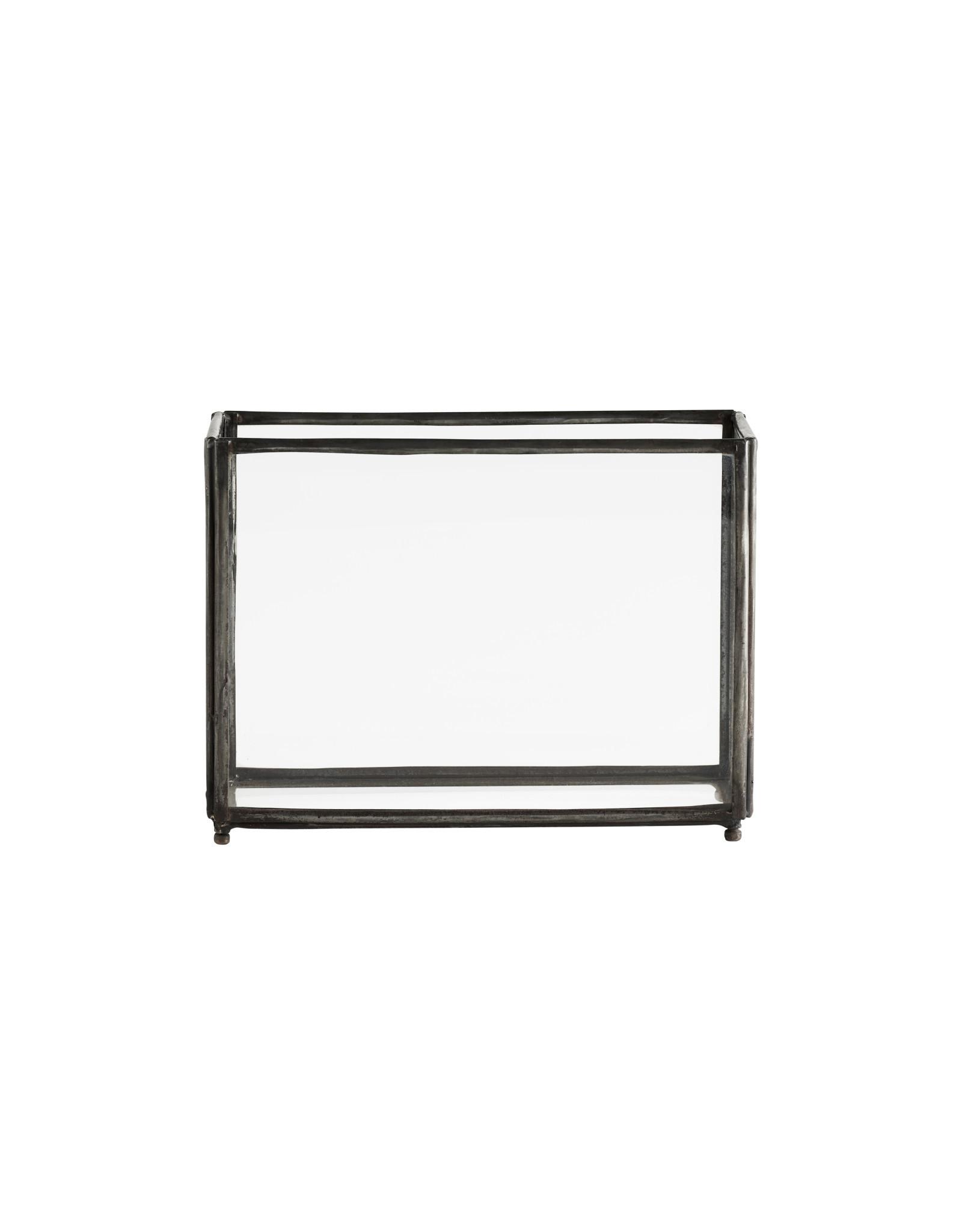 TineK Home open glas box 7x 20 x H15cm