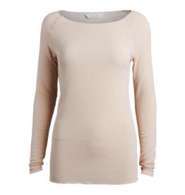 Gai&Lisva Amalie shirt wol/viscose - Frappe