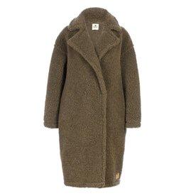 Alwero Coat 'Moods' Wool - Brown