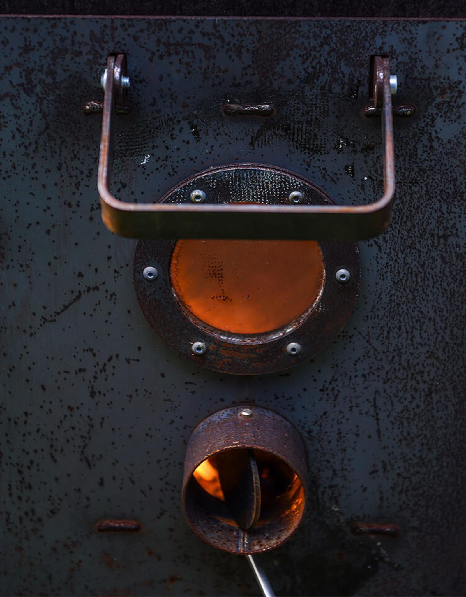 deur outdooroven