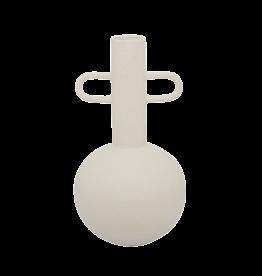 Urban Nature Culture Vase 'Kindness' Stoneware - White