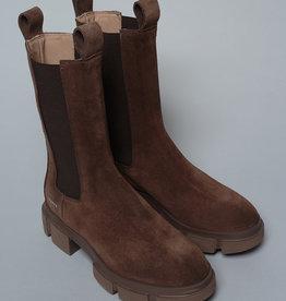 Copenhagen Studios Suede Boots CPH500 - Crosta Brown