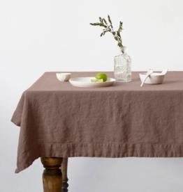 Linen tales Tableclotch Linen 140 x 300 - Nutmeg