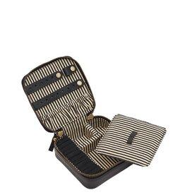 OMyBag Jewelry Box - Black Stromboli Leather