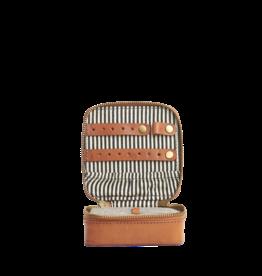 OMyBag Jewelry Box - Cognac Stromboli Leather