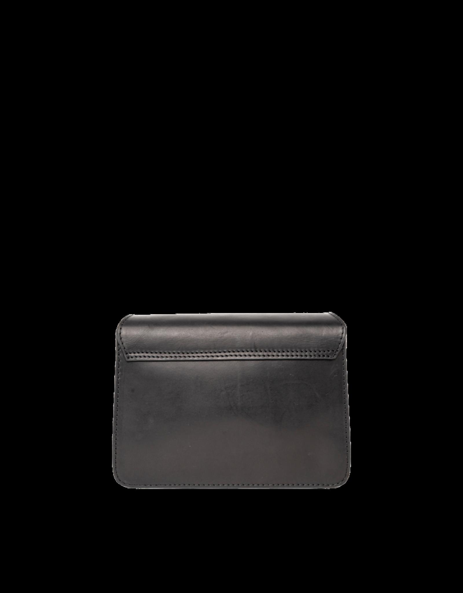 OMyBag Harper Mini - Zwart Classic Leer
