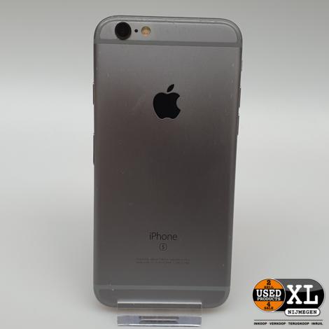 iPhone 6S 64GB Grijs | incl. Garantie