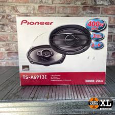 Pioneer TS-A6913I 400w Autospeaker | Nette Staat in Doos