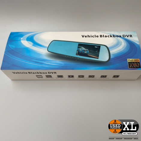 Vihicle Blackbox DVR 32GB | Nieuw in Doos