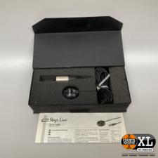 IMG Stageline ECM-300B Grensvlak Microfoon | Nette staat