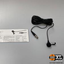 IMG Stageline ECM-300L Electret Lavalier Microfoon   Nette Staat