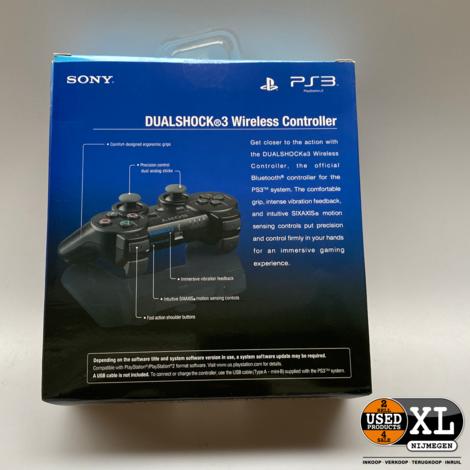 Sony Playstation 3 Controller Dualshock 3 Wireless | Nieuw in Doos