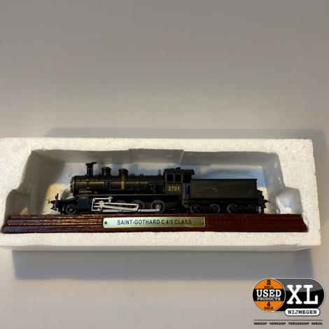 Atlas Editions Modeltrein Saint-Gohard C 4/5 Class 3 904 035