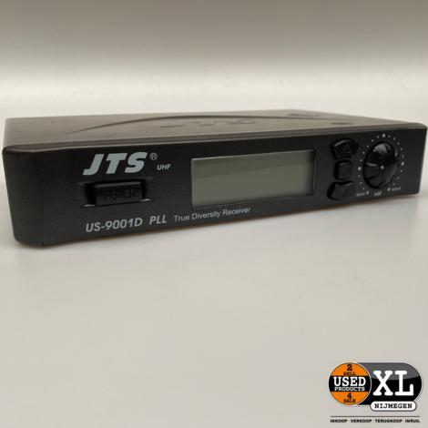 JTS US-9001D Draadloze Ontvanger | incl Garantie