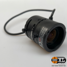 Tamron CCTV Lens 13VG-308 ASIRII | Nieuw Met Garantie