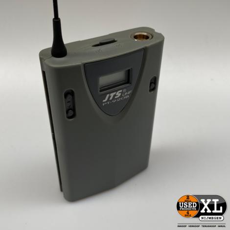 JTS PT-920B/5 Beltpack Zender met Microfoon | Nette Staat