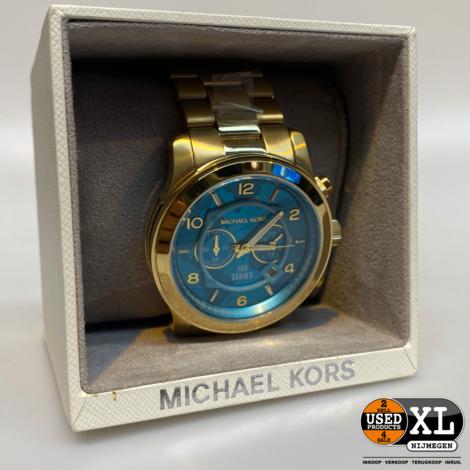 Micheal Kors MK 8315 Dameshorloge | Nieuw in Doos