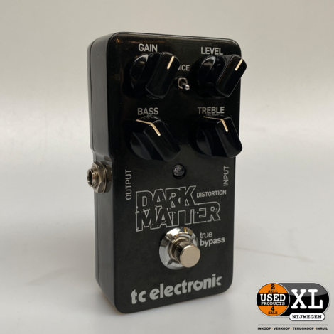 TC Electronic Dark Matter | Nette Staat