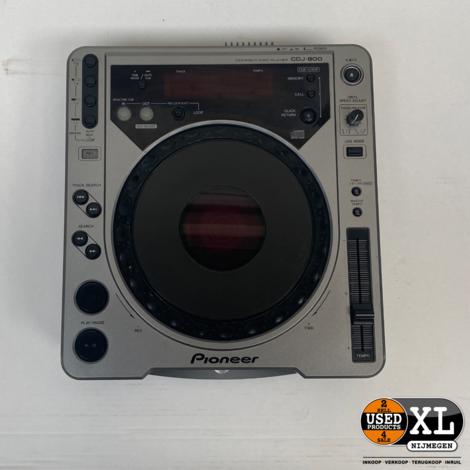 Pioneer CDJ800 CD Speler | Met Garantie