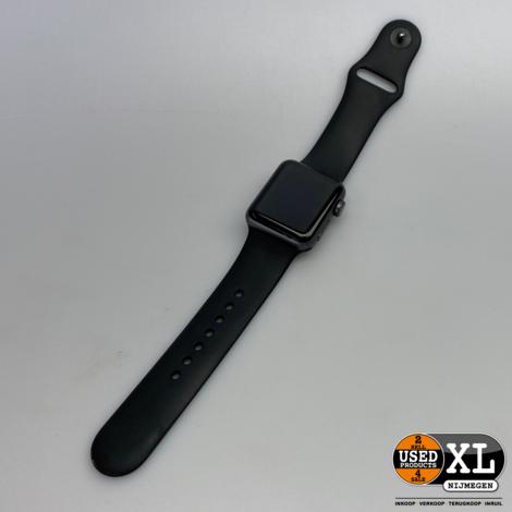 Apple Watch Series 3 38mm Space Gray | incl Garantie