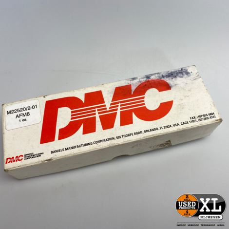 DMC AFM8 Crimptool Krimptang | Nette Staat