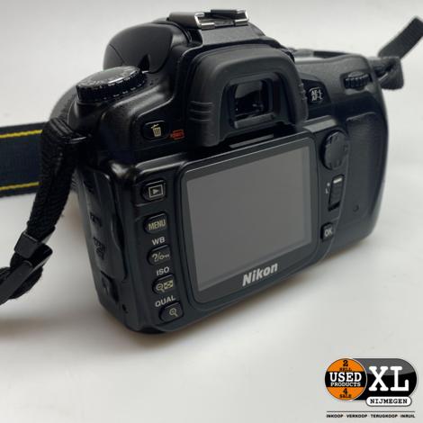 Nikon D80 incl Nikkor AF 35-80mm Lens | Nette Staat