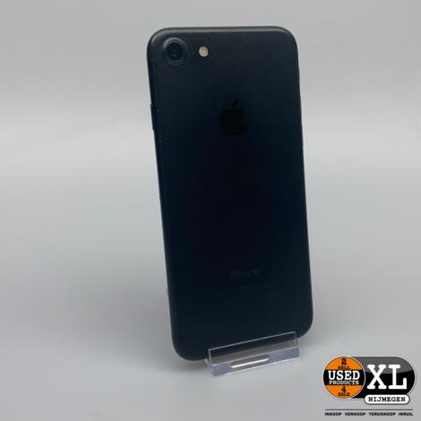 Iphone 7 32GB Zwart | incl Garantie