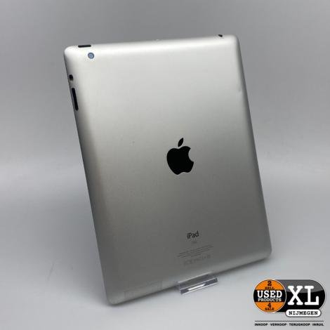 iPad 3 16GB Zwart   incl Garantie