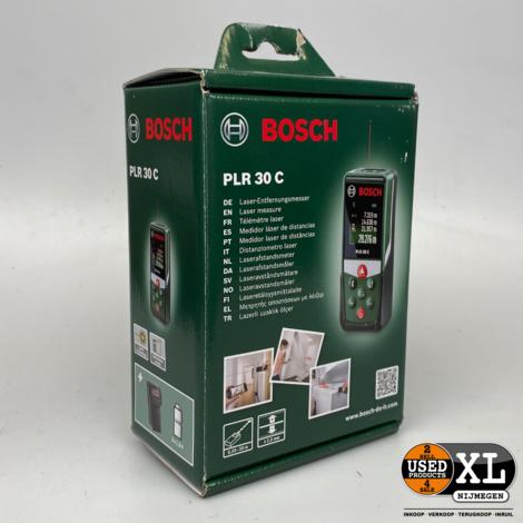 Bosche PLR 30 C Laser Afstandsmeter | Nieuw in Doos