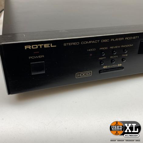 Rotel RCD-971 CD Speler | incl Garantie