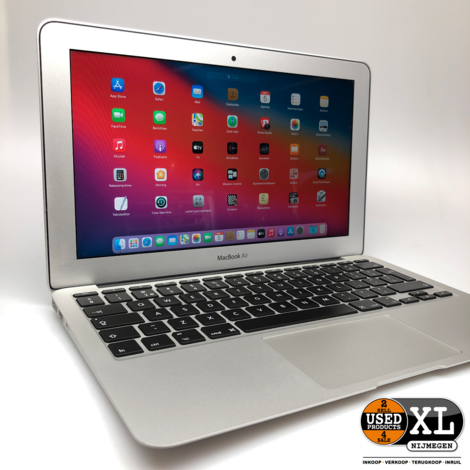 MacBook Air 11 inch 2014 250 GB i5 | Als Nieuw