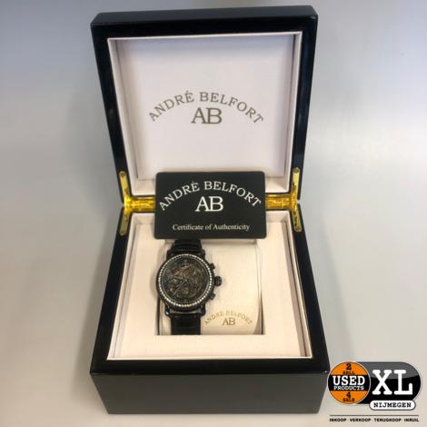 Andre Belfort AB-5610 Herenhorloge | incl Garantie