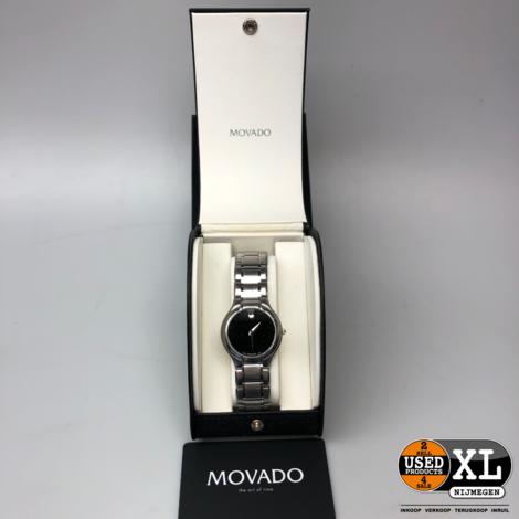 Movado 84.G2.1894 Unisex Horloge | Met Garantie