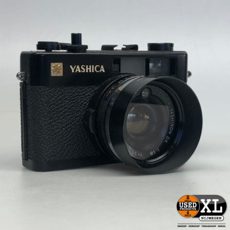 Yashica Electro 35 CC Camera   Nette Staat