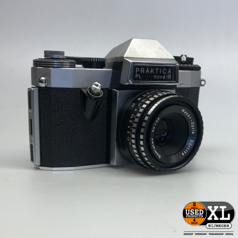 Praktica Nova 1 B Vintage Spiegelreflex | Nette Staat