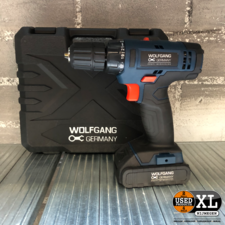 Wolfgang 8520S Accu Boormachine | Nieuw