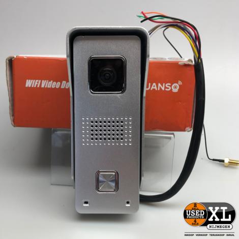 Huanso Video Deurbel / Intercom met Wifi | Nieuw in Doos