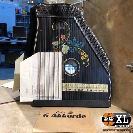 Jubel Tone Citer Zither Harp Tafelharp | Nette Staat