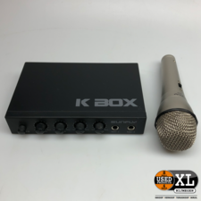 Sunfly K Box Karaoke Set | Nette Staat