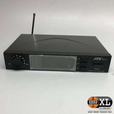 JTS Draadloze Microfoon Set | incl Garantie