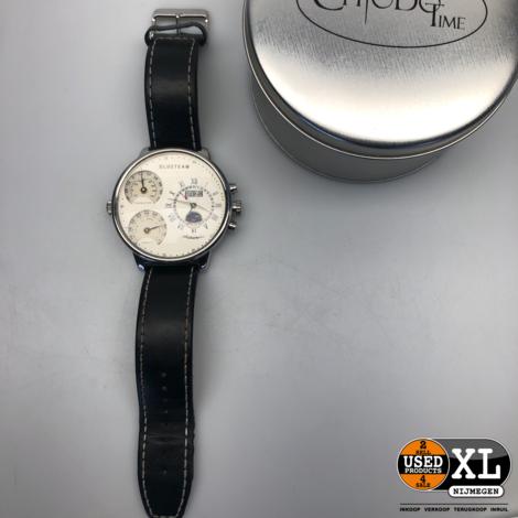 Blueteam MZI Watch Co. Miletus Heren Horloge | Nette Staat