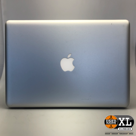 Macbook Pro 13 inch 2012 2.5 Ghz i5 | Nette staat