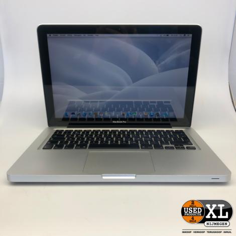 Macbook Pro 13 inch 2012 2.5 Ghz i5 | incl Garantie